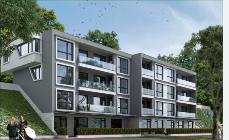 Тристаен апартамент в близост до Евксиноград