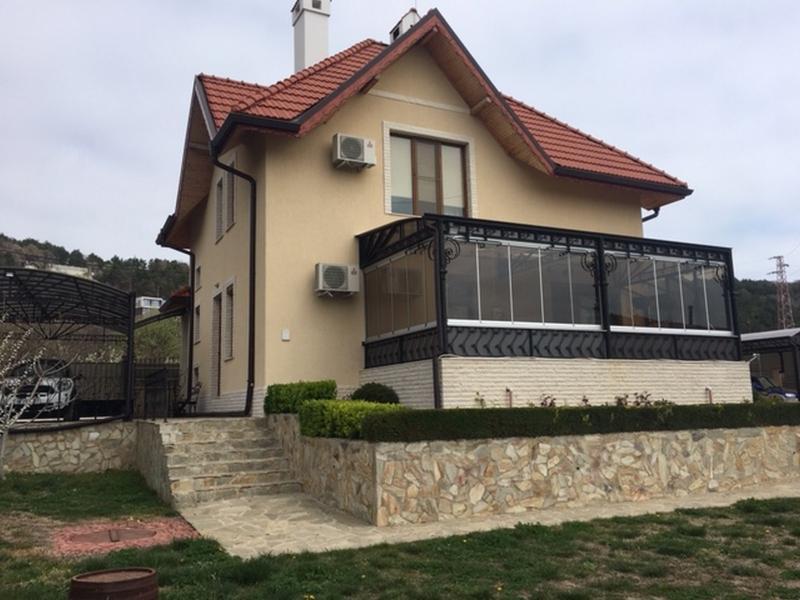 Къща Манастирски рид